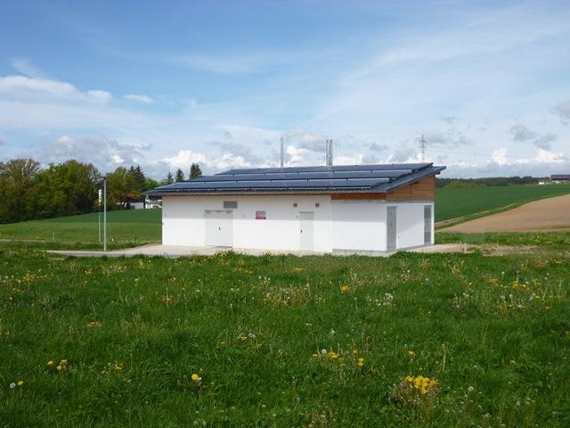 Energiezentrale Burger Feld