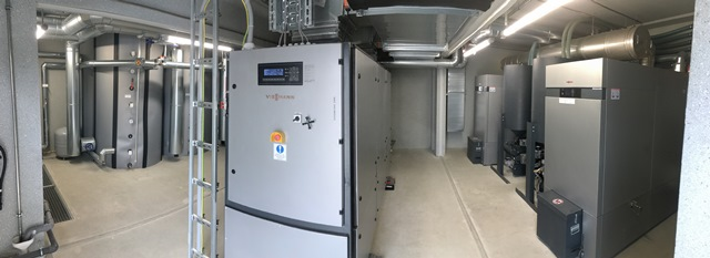 Energiezentrale Innen